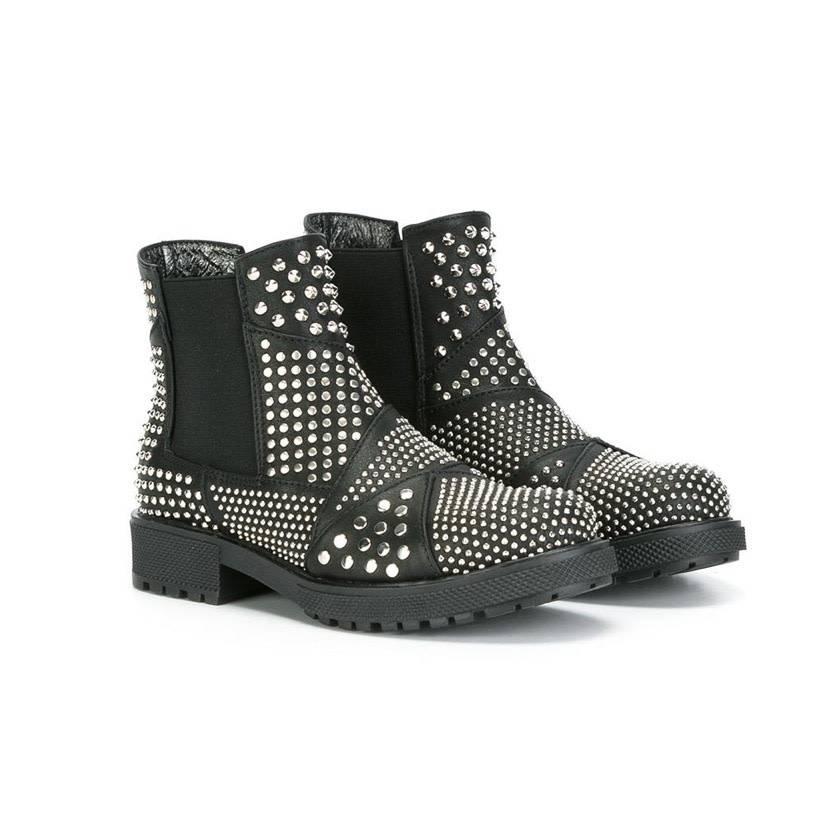 AM66 Biker Boots