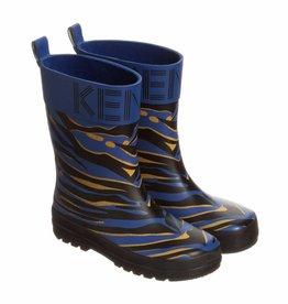 KENZO Tiger Stripes rain Boots