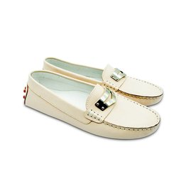 Andrea Montelpare Moccasins Girl Light Pink