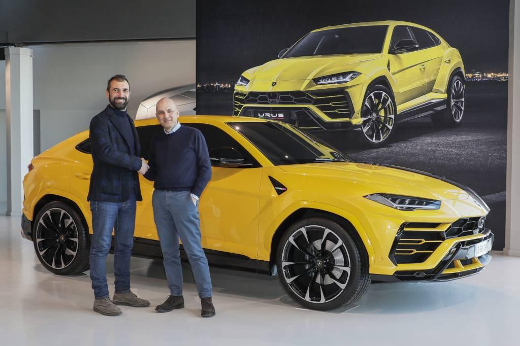 Collezione Automobili Lamborghini and Bumper: a new collaboration