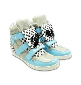SIMONETTA High-Top Sneakers