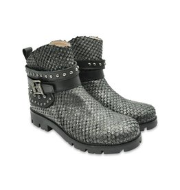 Andrea Montelpare Boots Fish Wolf
