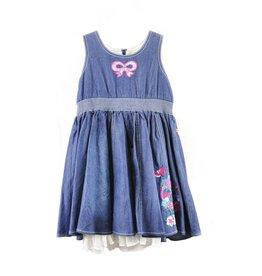 Pezzo D'oro Summer Dress Denim