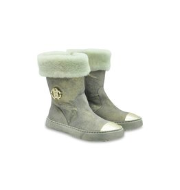 Roberto Cavalli Cozy Winter Boots