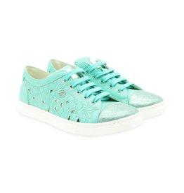 Miss Blumarine Low Mint Sneakers Girl