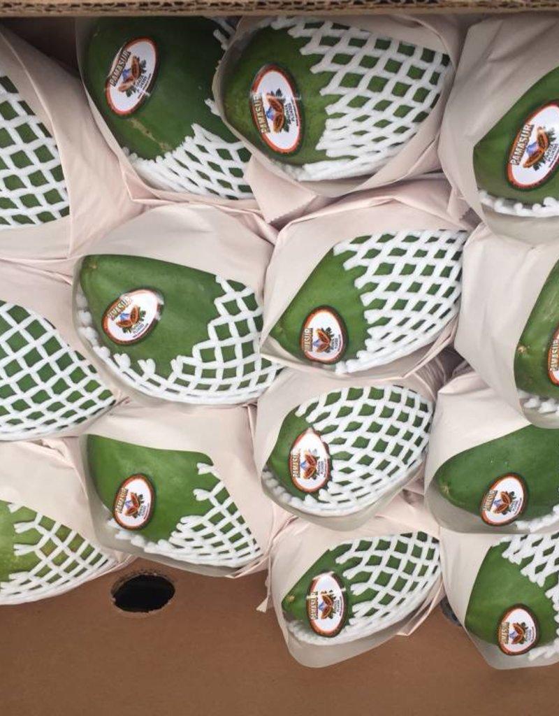 papaya ( doos 10kg.) Mexico