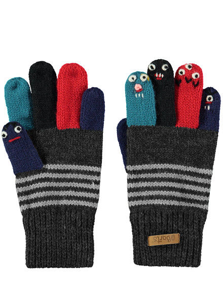 Barts Puppet gloves navy