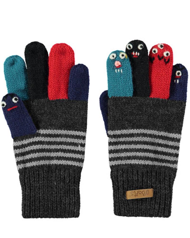 Puppet gloves navy