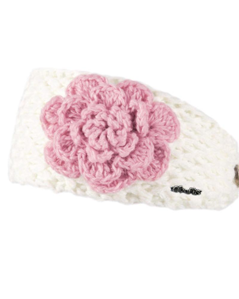 Barts Rose headband cream