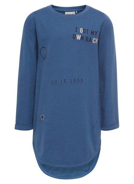 Name it Nitkalullu ensign blue