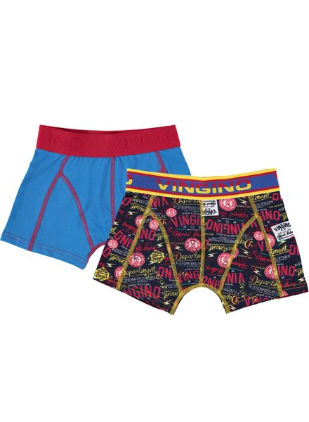 Vingino Jeff boxers 2-pack