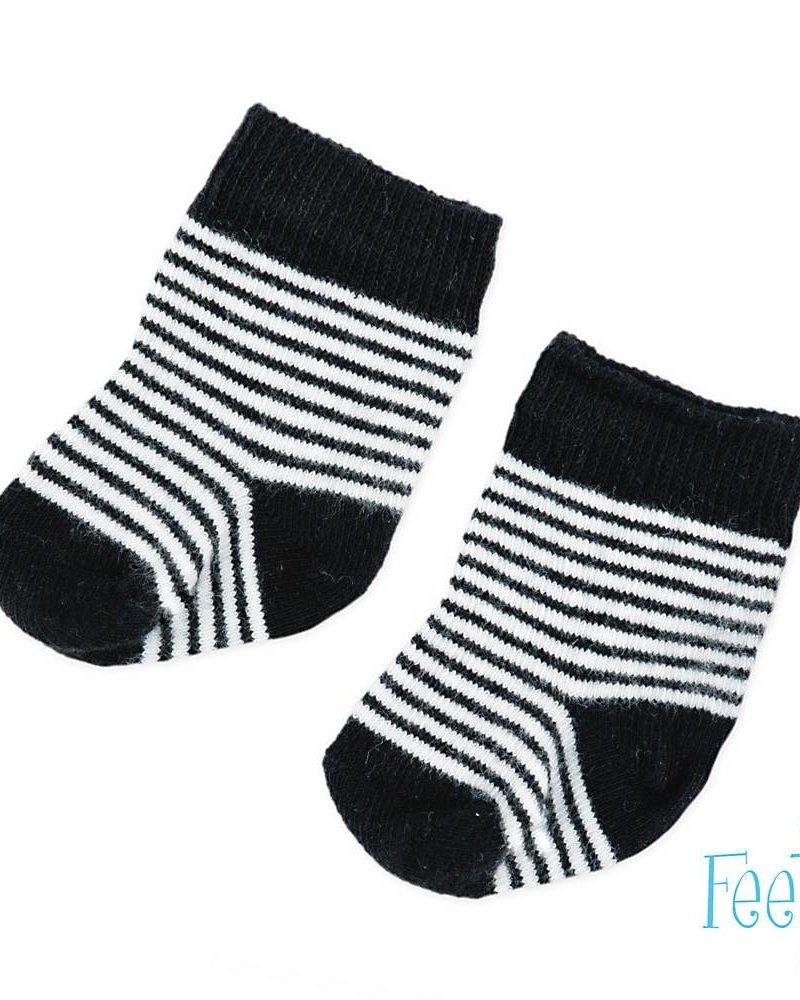Feetje sokjes one size
