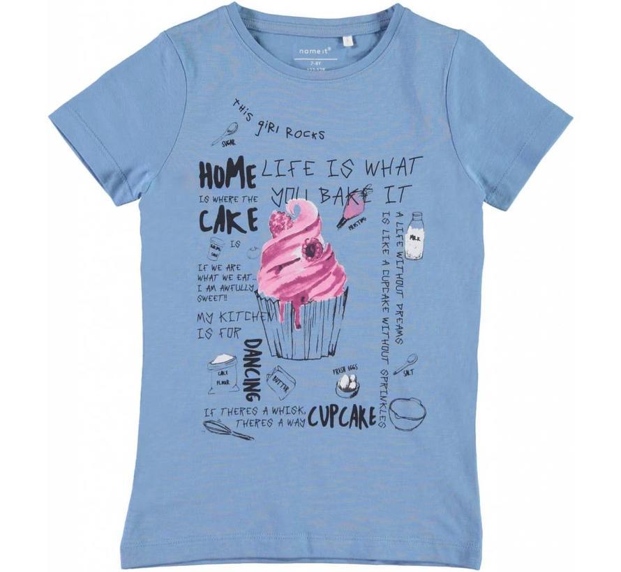 slim t-shirt vanaf maat 104