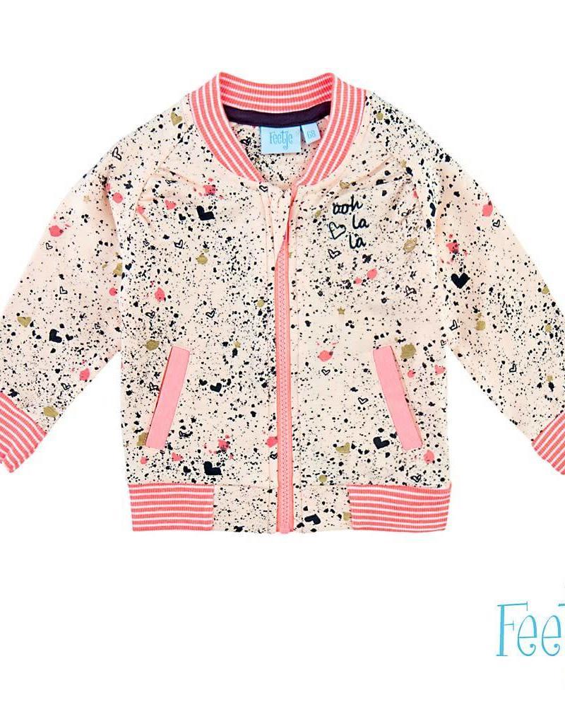 Feetje 51800170 light pink vest