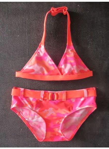 farout Mila bikini camouflage