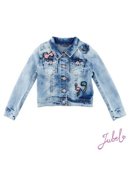 Jubel 91800032 Jubel jacket blue denim