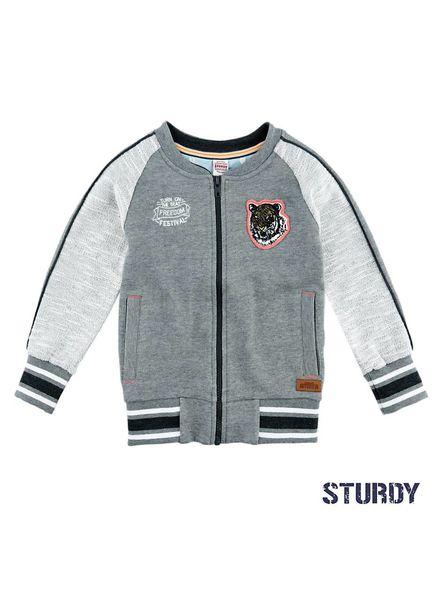 Sturdy 71300035 Sturdy vest grey melange