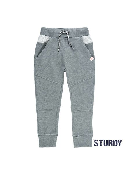 Sturdy 72200094 Sturdy pant grey melange