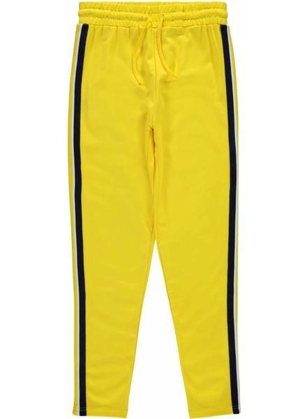 LMTD NLFSAJOSSE REG SLIM SWEAT PANT 13158543 empire yellow