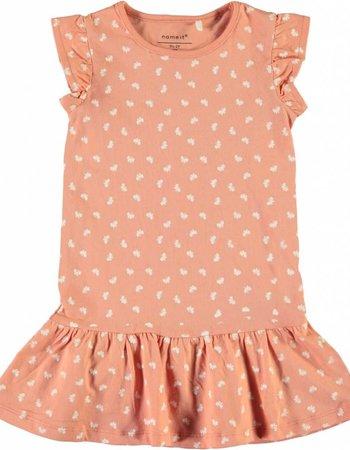 Name it 13154611 Nmfvida capsl dress blooming dahlia
