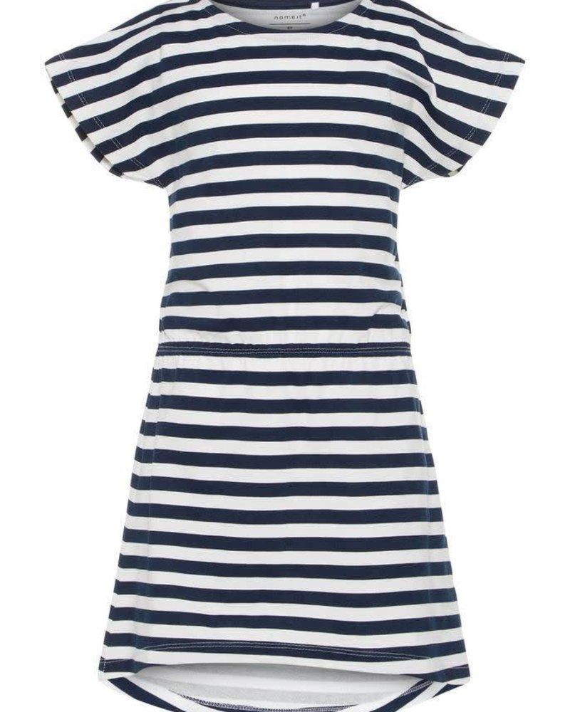 Name it 13152355 nkfvigga bright white/stripes
