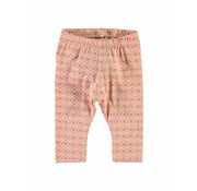 Name it 13152784 nbfgamille legging peachy keen