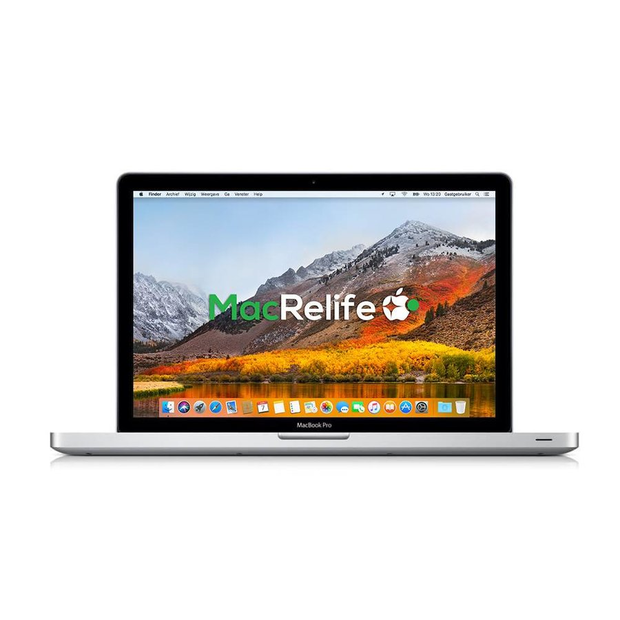 MacBook Pro 13″ 2.5GHz i5 4GB 120 GB (SSD)