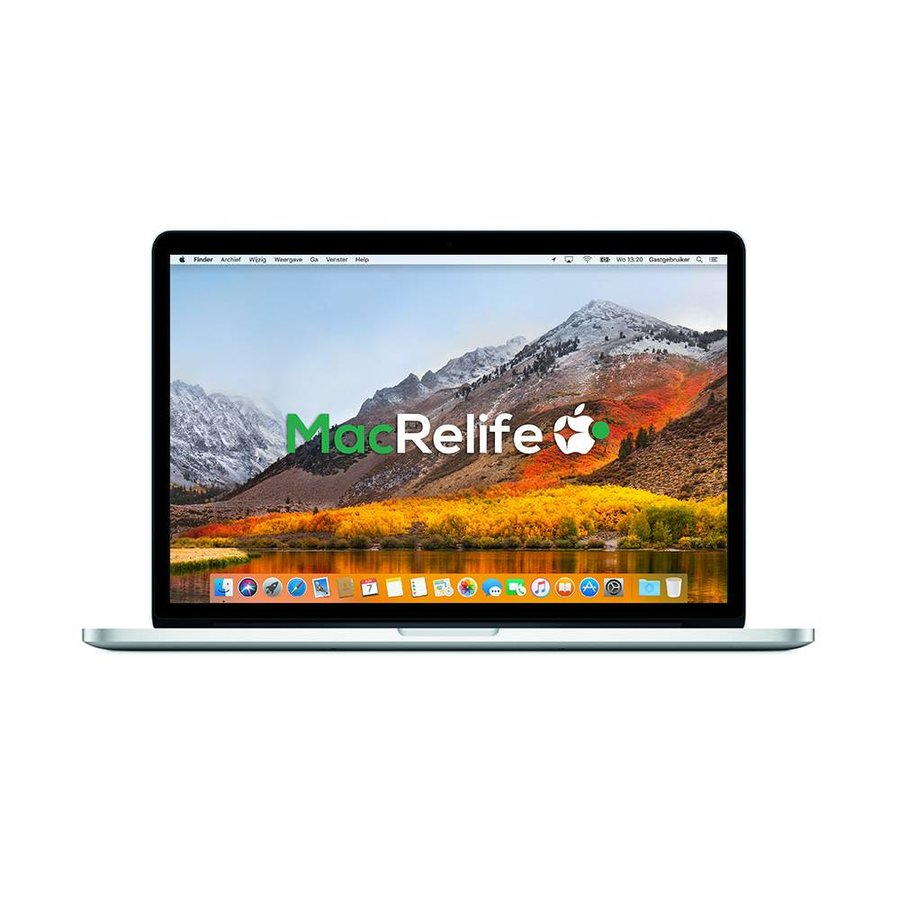 MacBook Pro Retina 15 i7 2.2Ghz 16GB 512GB