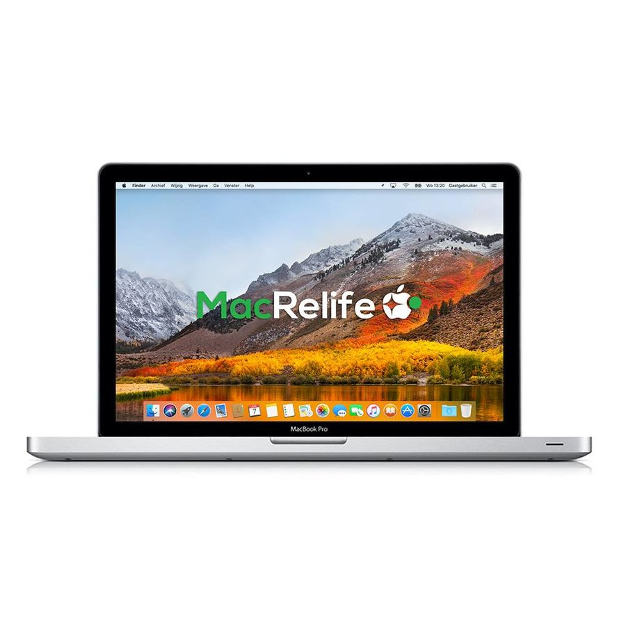 MacBook Pro 15 i7 2.4Ghz 4GB 500GB