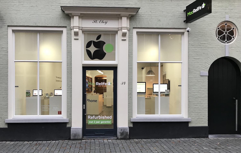 Apple Store in, breda - Amac