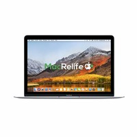 MacBook Pro Retina 12 8GB 512GB SSD Zilver