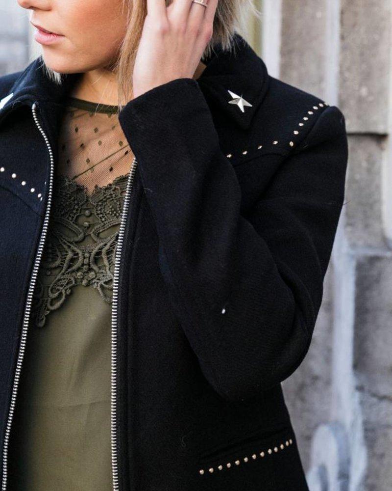 Fall Star Coat