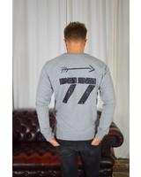 Arrow Sweater Grey