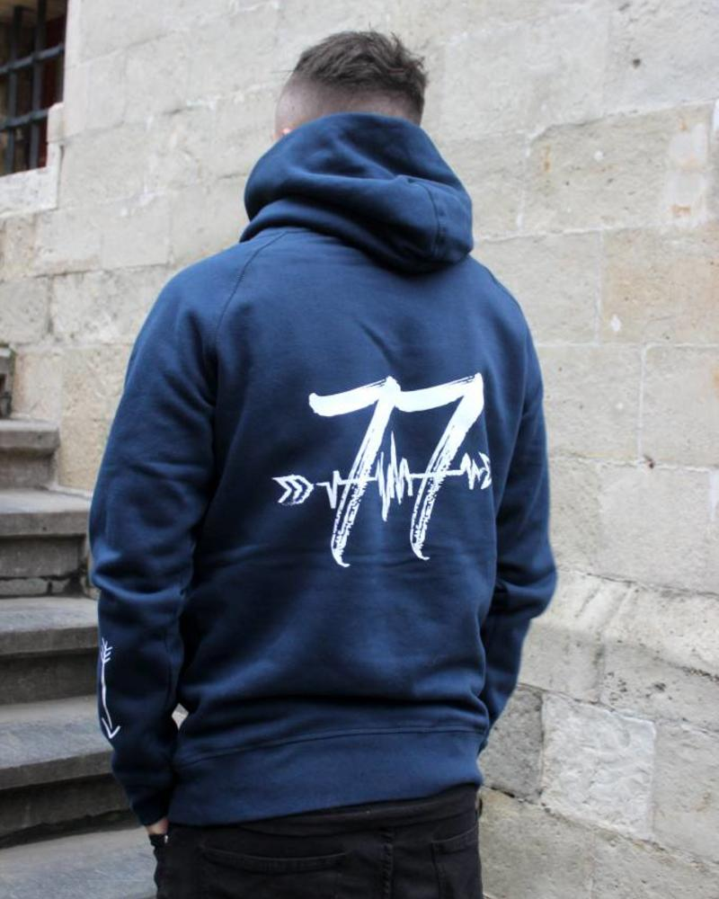 LIMITED EDITION - Hoody Navy