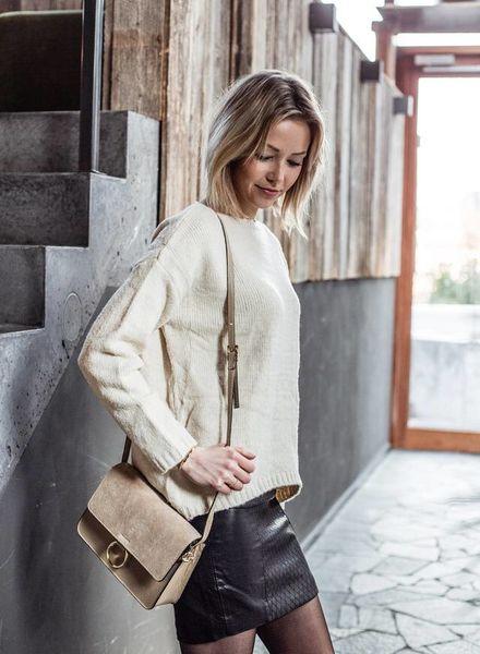 Basic Sweater Beige