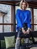 Basic Sweater Blue