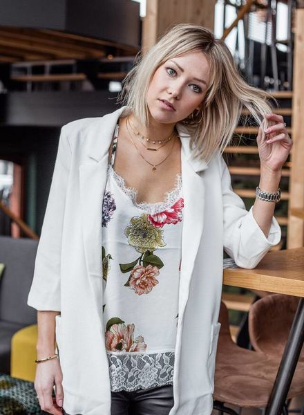 Perfect Blazer White