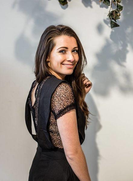 Classy Lace Jumpsuit