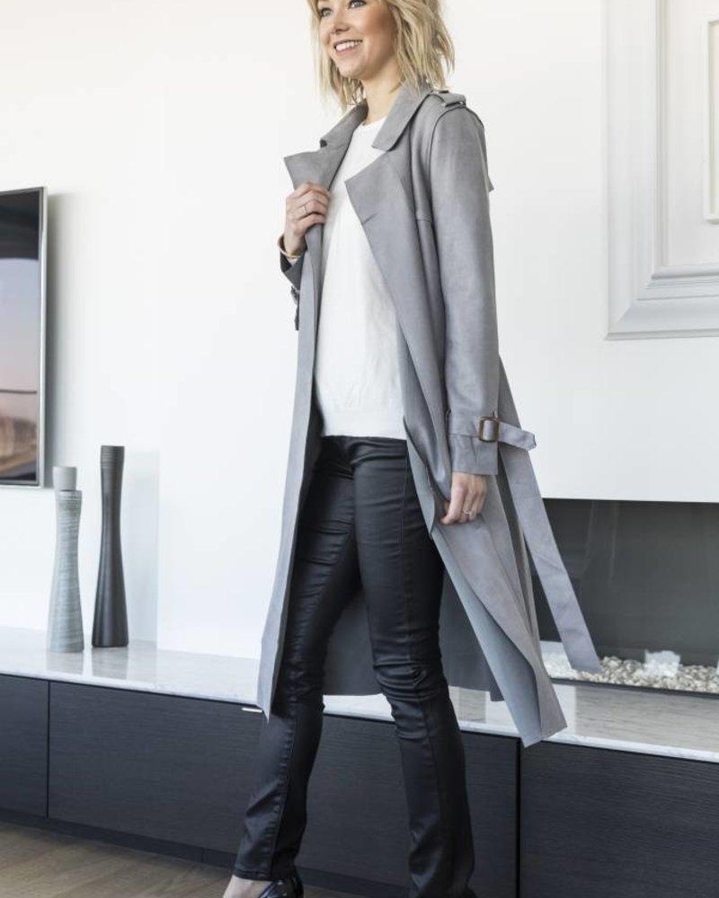 Classic Jacket Grey