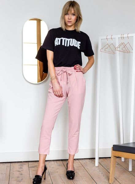 Classy Trousers Blush