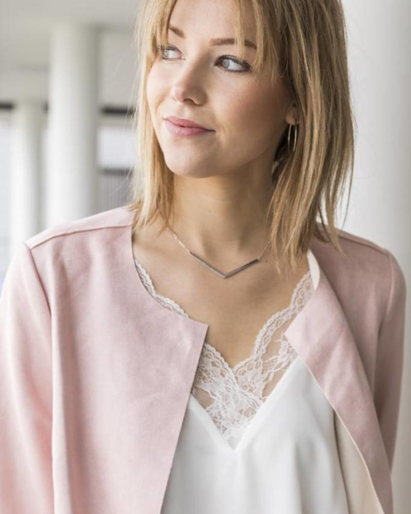 Spring Jacket Pink