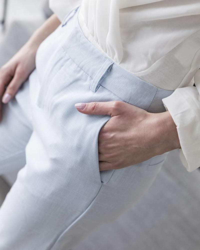 Suit pants Lightblue