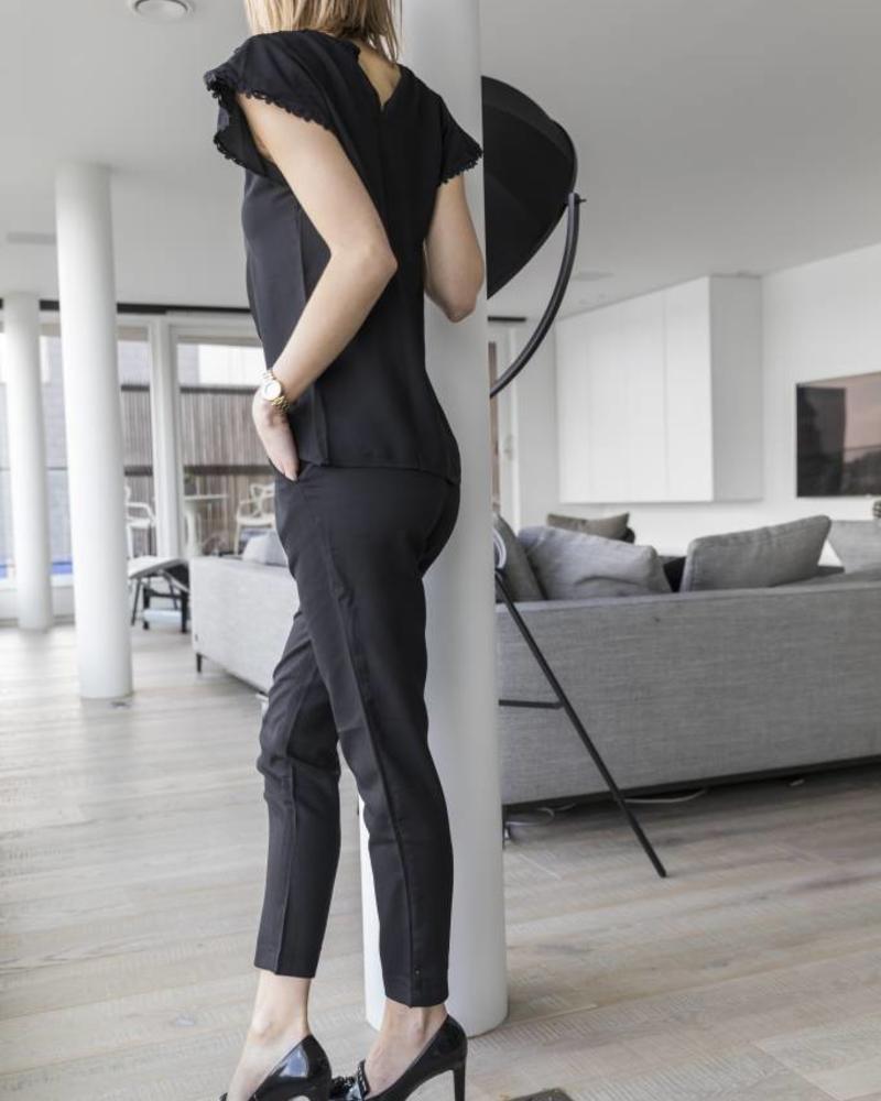 Suit pants Black