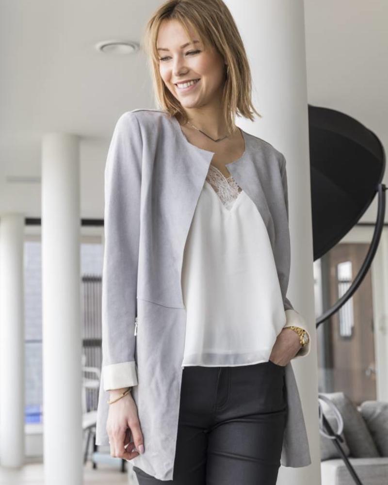 Spring Jacket Grey