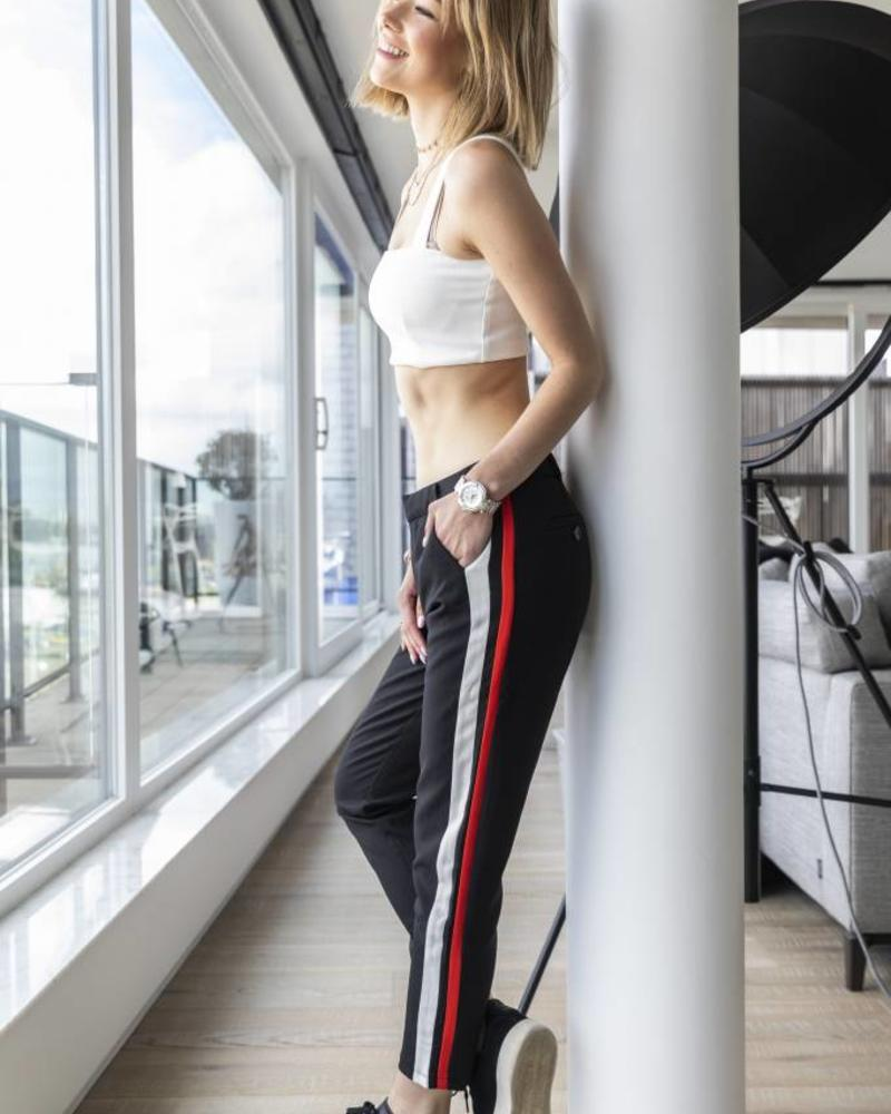 Sporty Casual Pants