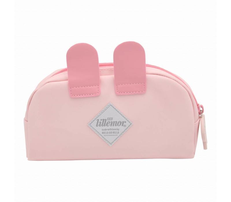 Eef Lillemor pencil case - pink bunny