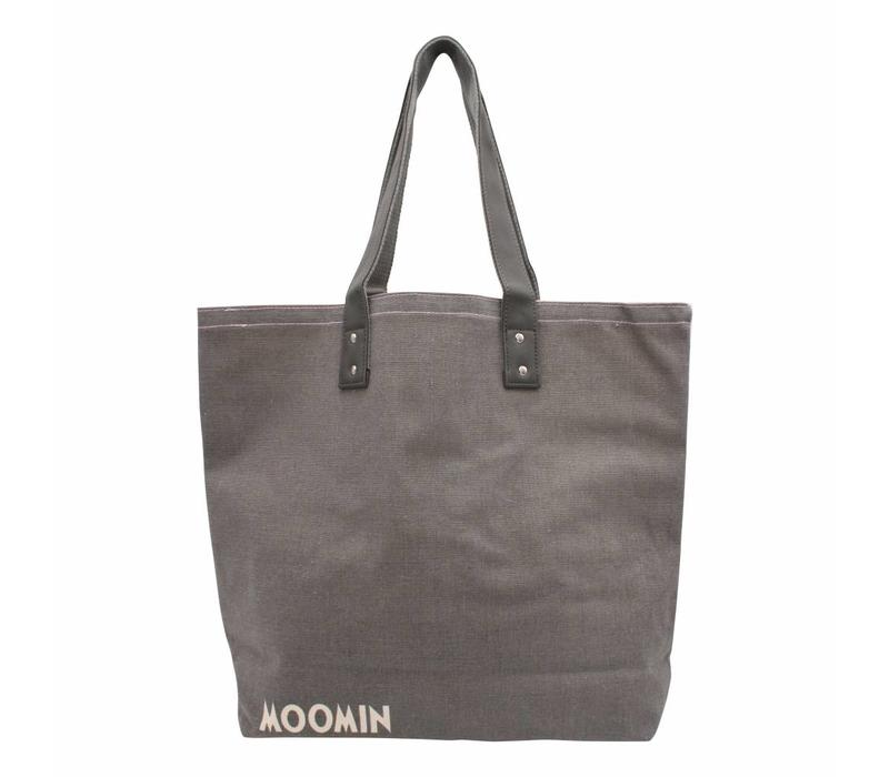 Pink Moomin shopper