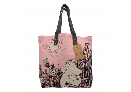 Moomin Pink Moomin shopper
