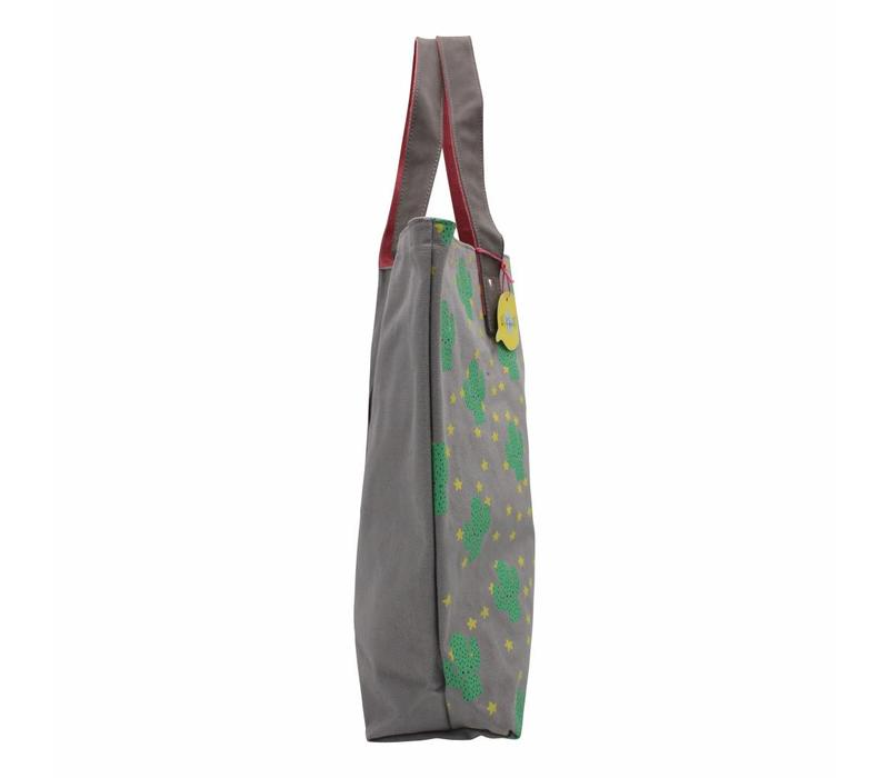 Hi-Kawaii cactus shopper bag