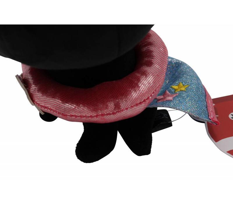 Plush Kuroro with cape - 19 cm